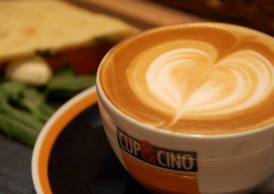 Cup und Cino